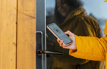 Smart Locks & smart lighting
